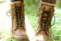 Shoes / by Rebekah Cushman