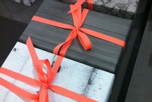 Gift Wrapping / I like wrapping gifts nicely to create this little extra moment of joy for the presentee. And I like to share it with you, maybe your presentees would be delighted about one of these styles, too. ;)