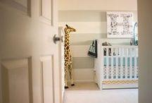 Baby's Nursery / by Maria Swartz