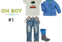 Baby boy style / by Lisa Lo