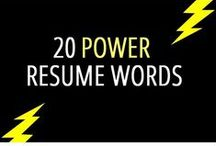 ∞Biz: Resume & Interview Tips / by Sheryll Lynette
