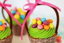 Easter / All things Easter - crafts, decor and recipes!  Lots of great ideas from Easter dinner to your child's Easter basket.  And of course lots of cute Easter eggs.