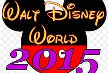 Disney or BUST! / Family Vacation 2015 / by Susan Bunnell
