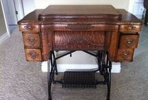 Info on Treadle Sewing Machines / to restore, maintain and use my treadle sewing machines