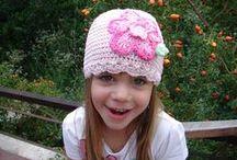 Crochet hats / Horgolt sapkák