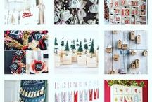 Magical Christmas holiday season / Ideas & inspiration for decorating, entertaining & gifting this Christmas. See more styling tips & tricks, plus freebies & gifting ideas on the blog - www.29andSeptember.com