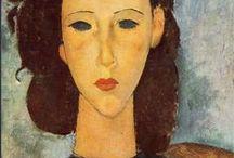 Peintre : Modigliani Amedeo