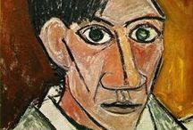 Peintre : Picasso Pablo