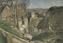 Peintre : Cezanne Paul