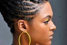 African American Hair  / by Erica Schwartz