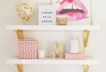 Cute Ideas.  / if i was artistic or creative this is what i would do... / by Lauren Thompson