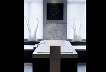 Modern Bathrooms / Powder Rooms / The world's best of timeless, modern / contemporary bathroom and powder room designs.