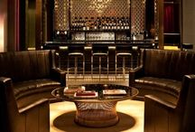 Modern Nightclub and lounge interiors / Some of the worlds best, modern nightclub and lounge interiors.