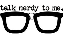 Dorky, Geeky, Nerdy and damn proud to be! :) / by Bethany Buccello