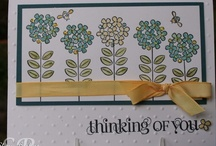 Stamping/Cards 1 / by Linda Santy