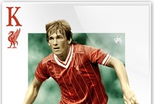 King Kenny Dalglish / A photographic tribute to the Liverpool FC manager and  greatest player in club's history / by Liverpool FC