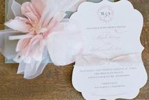 Wedding: Invitations / by Caitlyn Miller
