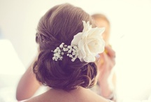 Wedding: Beauty / Wedding Hair and Makeup / by Caitlyn Miller