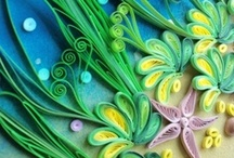 I love crafts.....Quilling / by Kim P