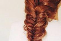 .: Hair :. / Long hair, don't care. / by Myles Barrineau