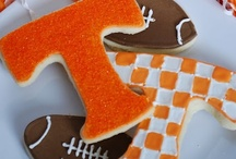 Football Time in TN / by Alison Turner