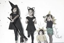 kiddos // season of the witch / halloween costumes, snacks & crafts