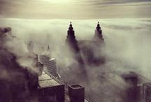 City of Liverpool / A collection of beautiful shots from around the fine city of Liverpool. / by Liverpool FC