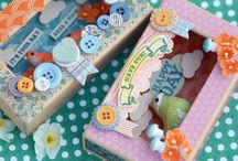 Pretty packages/tags / by Jill Cobbs
