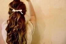 Hair-y Styles / by Caitlyn Miller