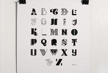 1Typography / Handlettering / by Nan Sinchai