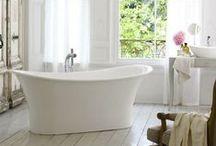 Prosjekt nytt bad - inspirasjon / Inspiration for a bathroomrenovatoin