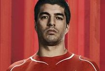 Reds reveal new 2014-15 home strip / Liverpool have revealed their brand-new home kit for next season. More info here: http://www.liverpoolfc.com/news/latest-news/160926-revealed-lfc-s-new-2014-15-home-kit / by Liverpool FC