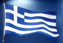 GREECE ~ Land of my Ancestors ~ / by Nancy Tracy