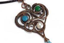 copper jewelry creations / copper jewelry creations