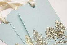 STAMPS || embossing