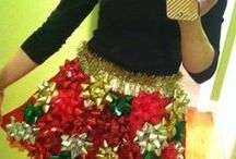 Ugly Christmas Sweater Party Attire / by Lisa Bramstedt