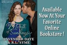 Month of Sundays (Somewhere, TX) / A new book from Somewhere, TX by Lavender Daye and R.L. Syme. A contemporary romance coming to your favorite bookstore April 7.