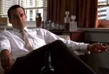 Mad Men Screencaps / screen caps from the best and most aesthetic series on tv, / by Oddity