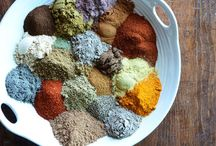 Spices & Herbs - tips &  recipes