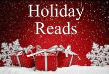 Holiday Reads & Stocking Stuffers / Looking for a stocking stuffer of holiday-themed book? I've got you covered.