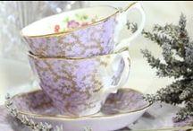 Tea Cups / by Karin P