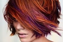 hair. hmmm. / by Melissa Yoder