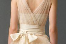 wedding: her style