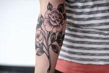 Tattoos / Ideas, locations, etc.