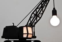 Lámparas para Niños / Iluminación infantil, lámparas para Niños / by DecoPeques- Decoración infantil