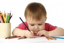 Manualidades infantiles / Crafts, DIY,... Manualidades para hacer con los niños  / by DecoPeques- Decoración infantil