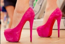 shoes shoes shoes! / by Florencia Prats