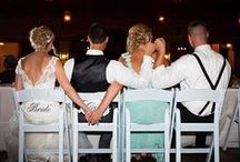 "Wedding<3<3<3 / ""There is only one happiness in life, to love and be loved"" / by Ashlee Williams"