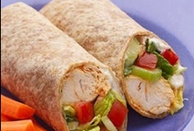 Sandwiches, Wraps, and Paninis / by Arlene Onedera