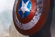My Obsession with Marvel / Captain America / Avengers / Marvel
